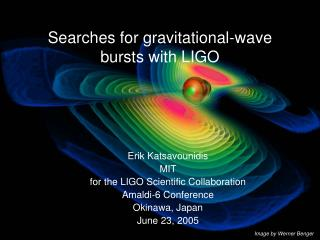 Searches for gravitational-wave bursts with LIGO