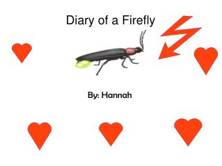Diary of a Firefly