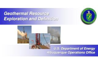 U.S. Department of Energy Albuquerque Operations Office