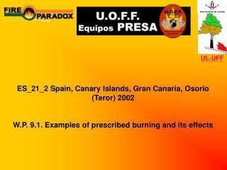 ES_21_2 Spain, Canary Islands, Gran Canaria, Osorio (Teror) 2002