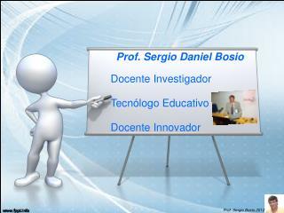 Prof. Sergio Bosio.2012