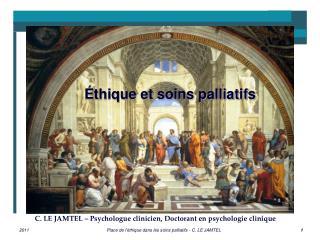 Éthique et soins palliatifs