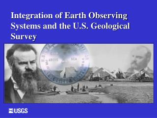 Integration of Earth Observing Systems and the U.S. Geological Survey