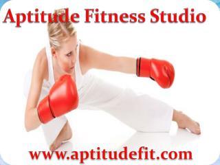 Aptitude Fit  is  Aerobics Center in Delhi