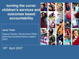 turning the curve: children�s services and outcomes based accountability