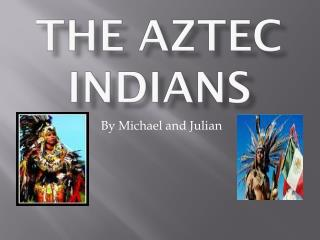 The Aztec Indians