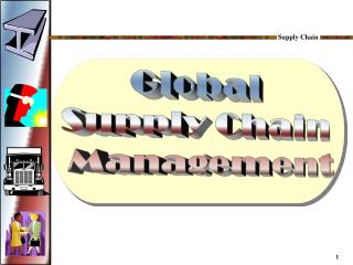 Global  Supply Chain  Management
