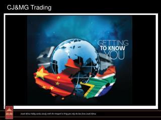CJ&MG Trading