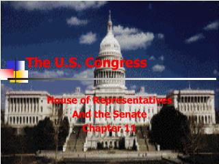The U.S. Congress