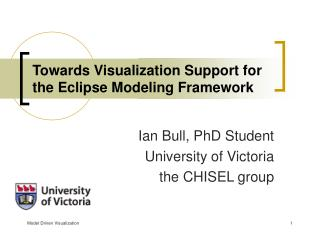 Towards Visualization Support for the Eclipse Modeling Framework