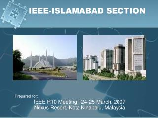 IEEE-ISLAMABAD SECTION