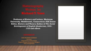 Different Classical Histories:  Greek Historians and Social History
