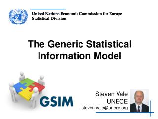 The Generic Statistical Information Model