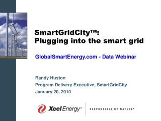 SmartGridCity :  Plugging into the smart grid