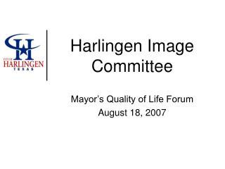 Harlingen Image Committee