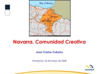 Navarra,  Comunidad Creativa
