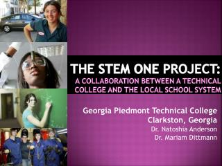 The  STEM One  Project:  A Collaboration between a Technical College and the Local School System
