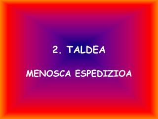 2. TALDEA