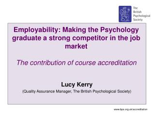 bps.uk/accreditation