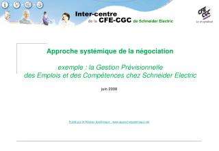 juin 2008 Publié par le Réseau Systémique : approchesystemique
