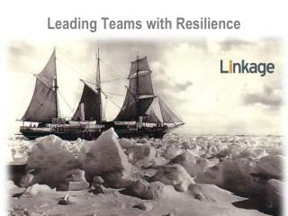 Leading Teams with Resilience