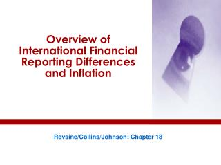 Overview of International Financial Reporting Differences and Inflation