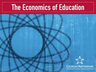 Examine the Education Data for Georgia