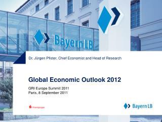 Global Economic Outlook 2012