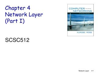Chapter 4 Network Layer (Part I)
