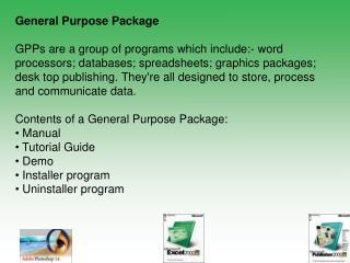 General Purpose Package