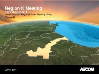 Region K Meeting Third Quarter 2014