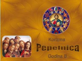 Korizma