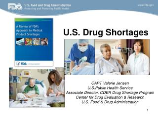 U.S. Drug Shortages