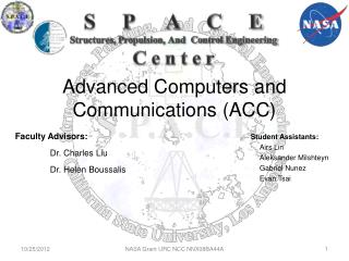 Advanced Computers and Communications (ACC)