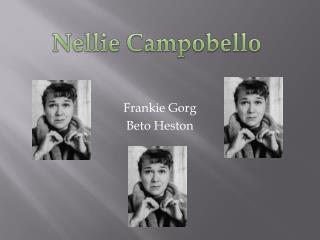 Frankie Gorg Beto Heston