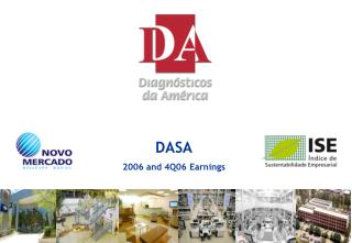 DASA 2006 and 4Q06 Earnings