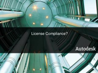 License Compliance?