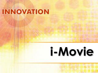 i-Movie