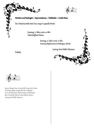 Flyer Konzert 06
