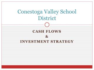 Conestoga Valley School District