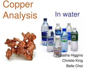 Copper Analysis