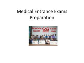 Medical Entrance Exams Preparation