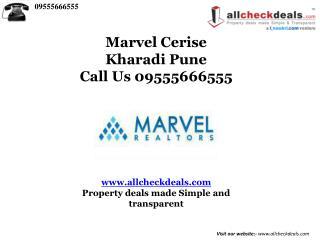 Marvel Cerise Kharadi Pune by Marvel Realtors