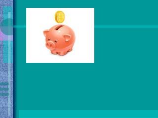 Деньги - плохой хозяин, или хороший слуга? Планирование семейного бюджета.