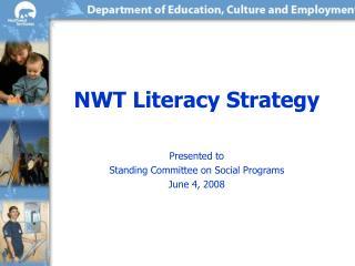 NWT Literacy Strategy