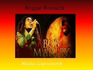 Reggae Research