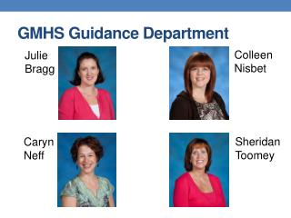 GMHS Guidance Department