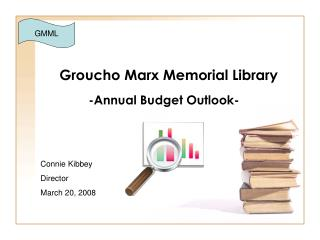 Groucho Marx Memorial Library