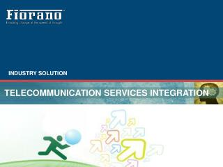TELECOMMUNICATION SERVICES INTEGRATION
