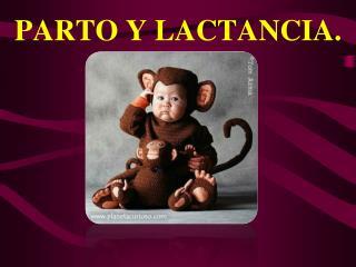 PARTO Y LACTANCIA.